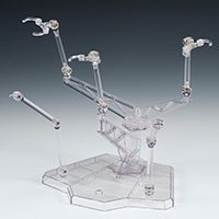 Stage Act 4 Human Display Stand Clear Set di 2